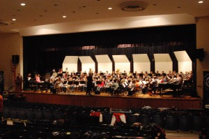 Musicians from forty schools took the stage Jan. 7-10. (Casey Fetzner/SHS)