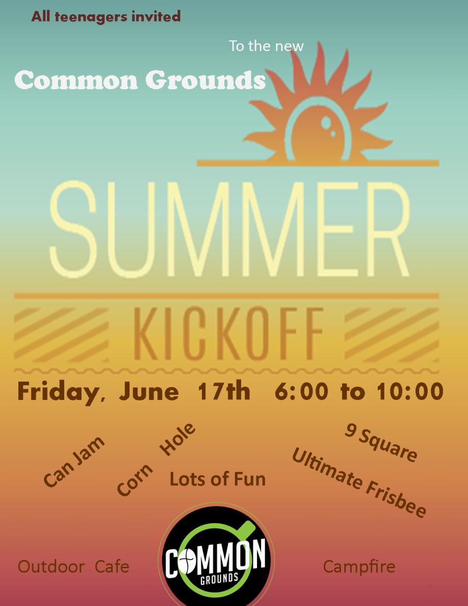 Summer Kick off 2016