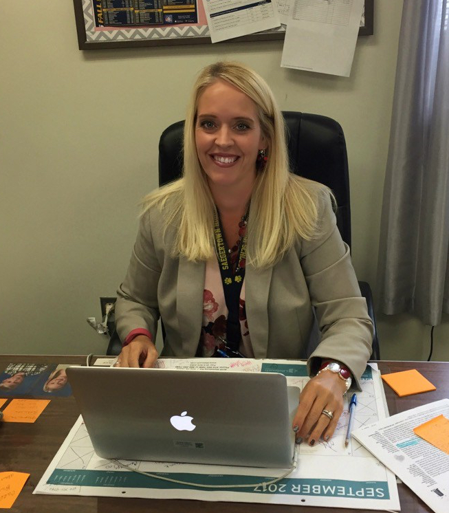 Saegertown welcomes new assistant principal | The Panther ...