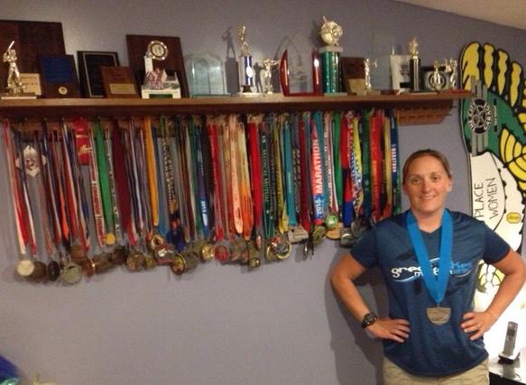 Heather Patton Medals
