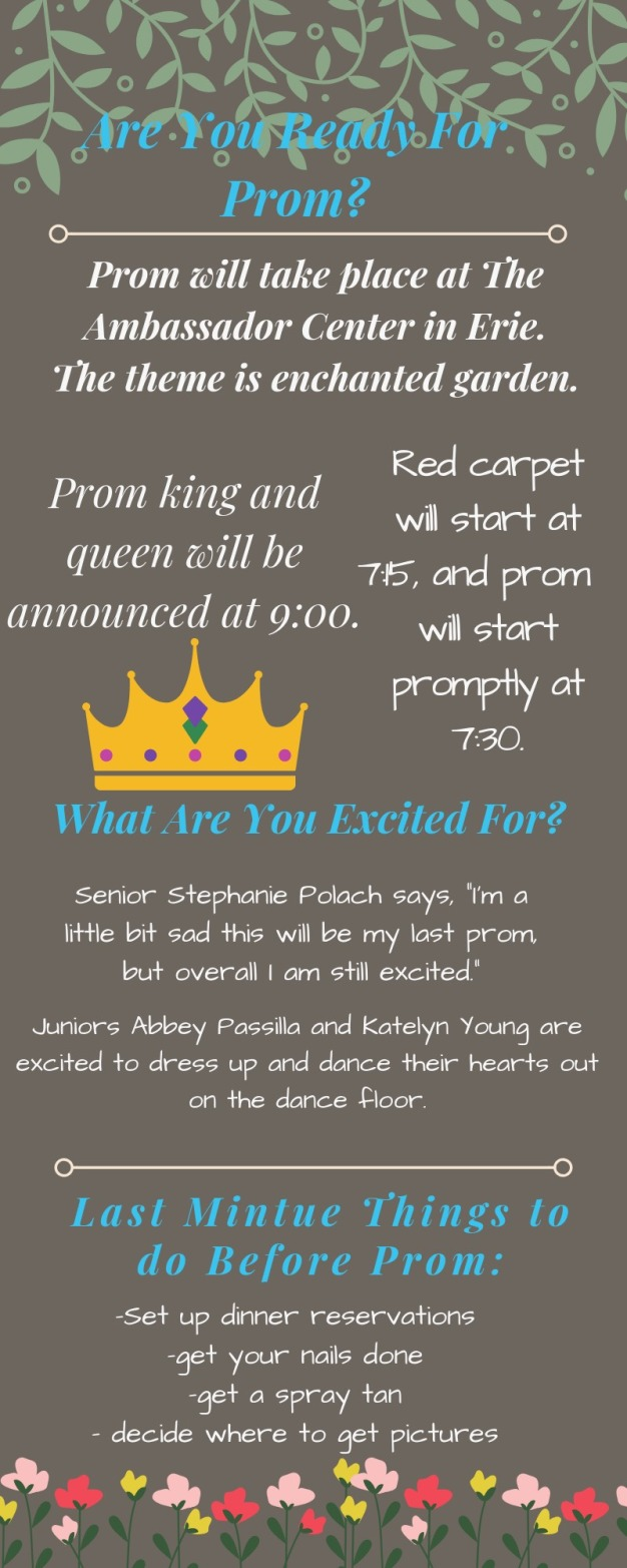 Prom Infographic